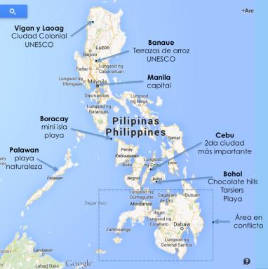 mapa filipinas1