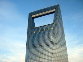 shanghai - financial tower